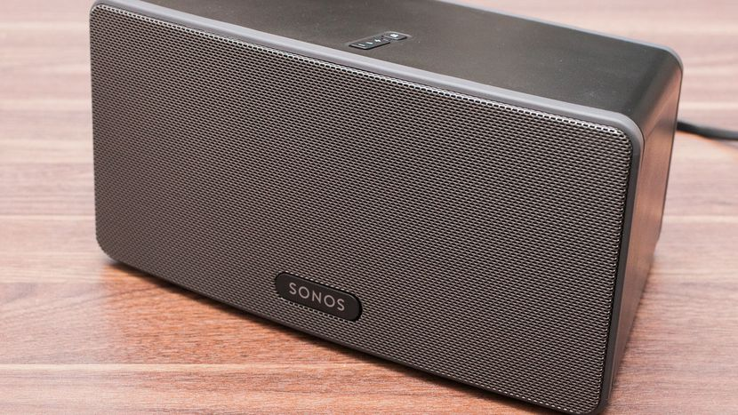 sonos play 3 audio wireless