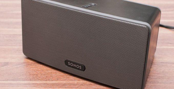 sonos play 3 audio wireless