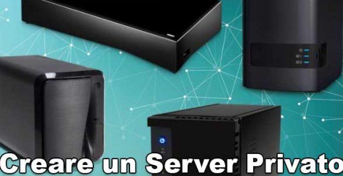server-privato